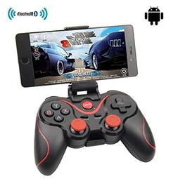 Obecome T3 Bluetooth Wireless Game Controller Gamepad Joysti