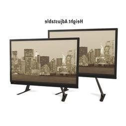 Table Top TV Stand Base for Sony Vizio LG Samsung Toshiba Sa