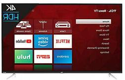 TCL 55S423 55' 4K UHD HDR Roku Smart TV