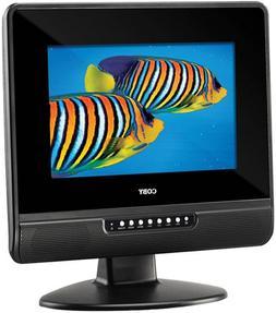 Coby TFTV1022 10.2-Inch Widescreen TFT LCD Digital TV/Monito