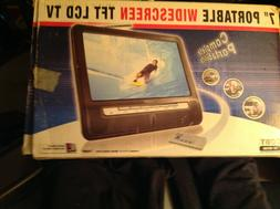 "Coby TFTV705 7"" LCD Television"