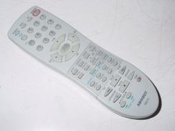 Toshiba CT-852 TV DVD CBL VCR System Remote Control for 27A4