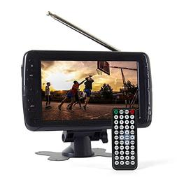 "Tyler TTV701 7"" Portable Widescreen LCD TV with Detachable A"