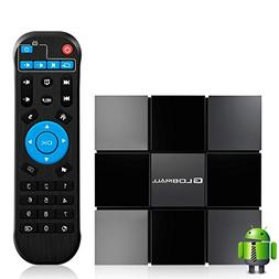 Android Box, Globmall 2018 Model X3 Android TV Box, Android