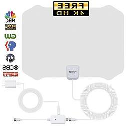 HotCat HDTV Antenna 120 Miles Long Range Indoor Digital HDTV