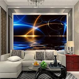 Sproud Tv Background Wallpaper Mural Style Sofa Television B