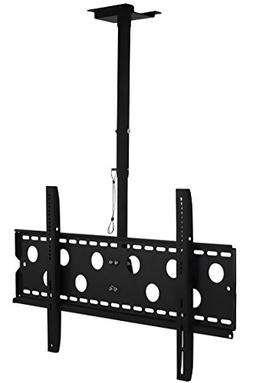 Mount-It! TV Ceiling Mount, Full Motion Height Adjustable Sw