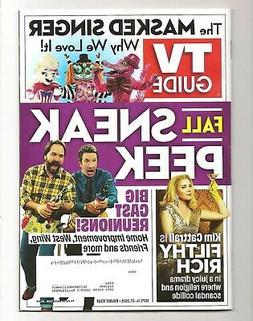 TV Guide September 14-27 2020 Fall Sneak Peek Big Cast Reuni