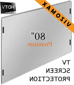 Vizomax 80 inch TV Screen Protector for LCD, LED & Plasma HD