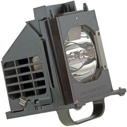 WOWSAI TV Replacement Lamp in Housing for Mitsubishi WD-6073