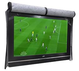 "A1Cover Outdoor 50"" TV Set Cover ,Scratch Resistant Liner Pr"