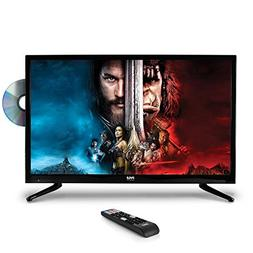 "Upgraded Premium 32"" 1080p LED TV, Multimedia Disc Player, U"
