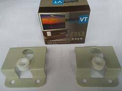 TV Wall Mount Brackets For Samsung Sony Vizio LG Panasonic T