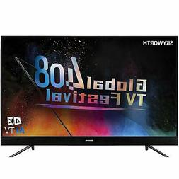 "Skyworth U5A Series 49"" Inch 4K UHD LED HDR A53 Quad-Core An"