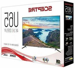 Sceptre U650CV-U 65 inch 4K UHD LED 2160p Television TV