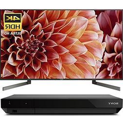 Sony 65-Inch 4K Ultra HD Smart LED TV 2018 Model  4K Ultra H