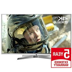 "Panasonic 58"" 4K Ultra HD LED TV 3840 x 2160 Black 3 x HDMI"