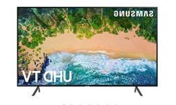 "Samsung UN50NU7100 Flat 50"" 4K UHD 7 Series Smart TV 2018 50"