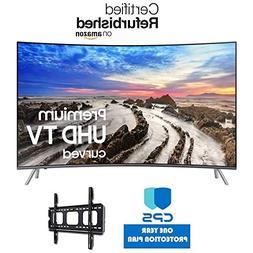 Samsung UN65MU850D 65-Inch Curved 4K Ultra HD Smart LED TV