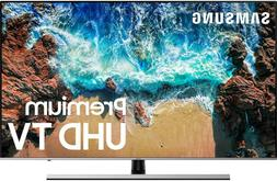 "Samsung UN65NU8000 2018 65"" Smart LED 4K Ultra HD TV with HD"
