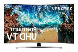 "Samsung UN65NU8500FXZA Curved 65"" 4K UHD 8 Series Smart LED"