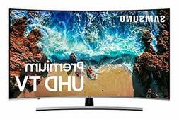 "Samsung UN55NU8500FXZA Curved 55"" 4K UHD 8 Series Smart LED"