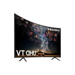 "Samsung UN65RU7300 65"" RU7300 HDR 4K UHD Smart Curved LED TV"