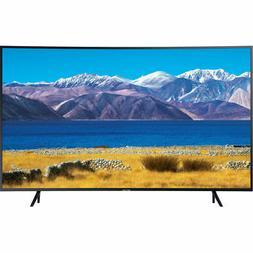 "Samsung UN65TU8300 65"" HDR 4K UHD Smart Curved TV -"