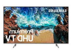 "Samsung UN75NU8000 Flat 75"" 4K UHD 8 Series Smart LED TV"