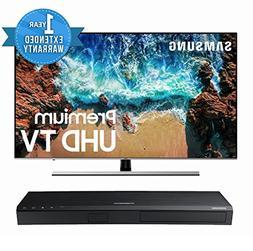 "Samsung UN75NU8000 Flat 75"" 4K UHD 8 Series Smart LED TV  BU"