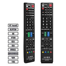 Gvirtue Universal Remote Control GSH-13 Compatible Replace