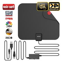 Updated 2018 Version Professional TV Antenna, Indoor Digital