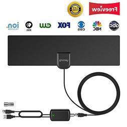 Updated 2018 Version TV Antenna, Indoor Digital HDTV Antenna
