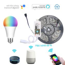 USB LED RGB  Strip Light Battery Powered TV Back Mood Light