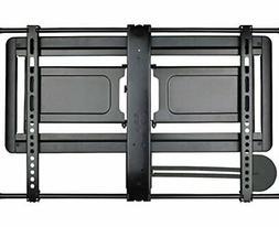 """Sanus Super Slim Full-motion TV Mount for 51"""" - 80"""" Flat-pan"""