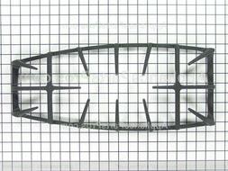 WB31K10189 GE Range Middle Grate-Black Matte Finish; E5-6