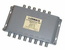 Generic WB68 Zinwell 6x8 Multiswitch Designed for DIRECTV MP