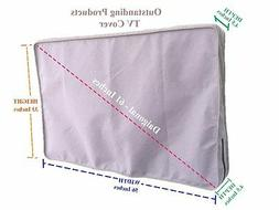 Weather Resistant Protective Outdoor TV Cover LG 60UF7700 HD