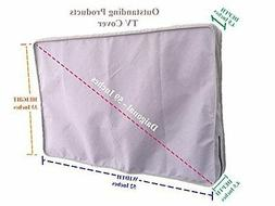 Weather Resistant Protective Outdoor Television Cover LG 55U