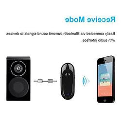 2in1 wireless bluetooth receiver and transmitter for TV Audi