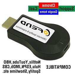 COFEND Wireless HDMI Screen Mirror Dongle WiFi Display TV Do
