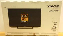 Sony XBR-49X800E 49-Inch 4K Ultra HD HDR Smart LED TV 2017 M
