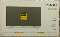 "Sony XBR-60X830F 60"" Bravia 4K HDR10 HLG 120Hz Ultra HD Smar"