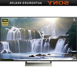 Sony XBR-65X930E 65-inch 4K HDR Ultra HD Smart LED TV
