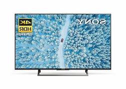 Sony XBR43X800E 43-Inch 4K Ultra HD Smart LED TV