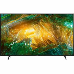 "Sony XBR65X800H 65"" X800H 4K Ultra HD LED Smart TV  Brand Ne"