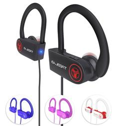 TREBLAB XR100 Bluetooth Sport Headphones Best Wireless Earbu