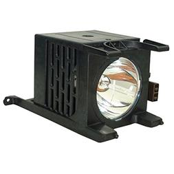 CTLAMP Premium Y196-LMP 75007111 TV Lamp Module for Toshiba